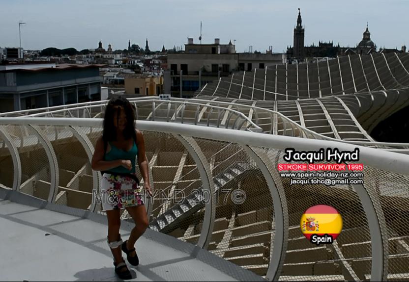 seville: metropol parasol