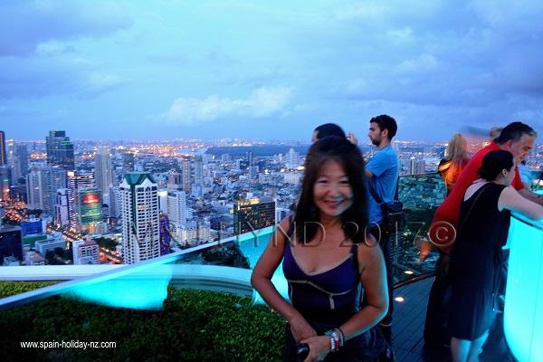 Skybar, Lebua State Tower