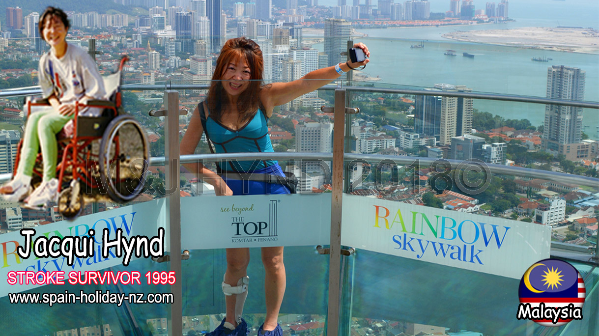 walk: Penang Komtar all-glass Skywalk 06