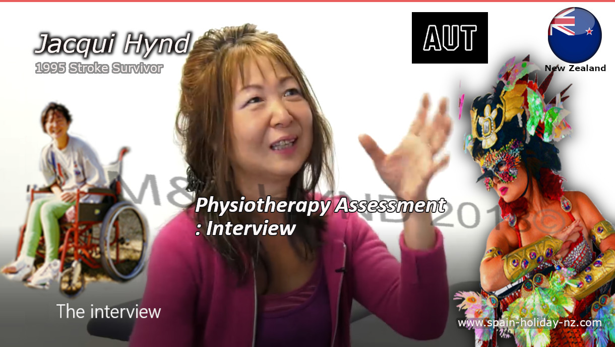 Teaching videos for physiotherapy students 20