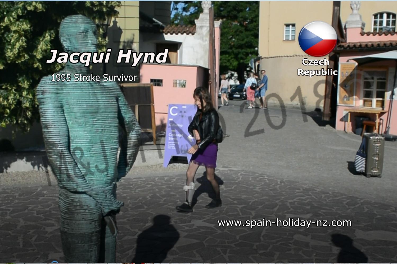 WALK: CERNY 'PISS' SCULPTURE, PRAGUE