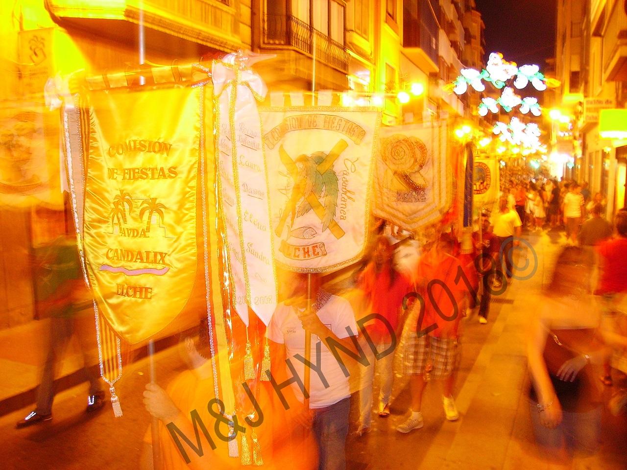 First big night: Moorish invasion