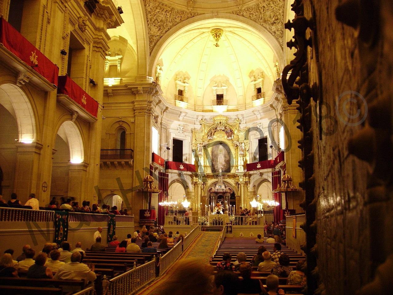 'Elche Mystery Play', Basilica de Santa Maria