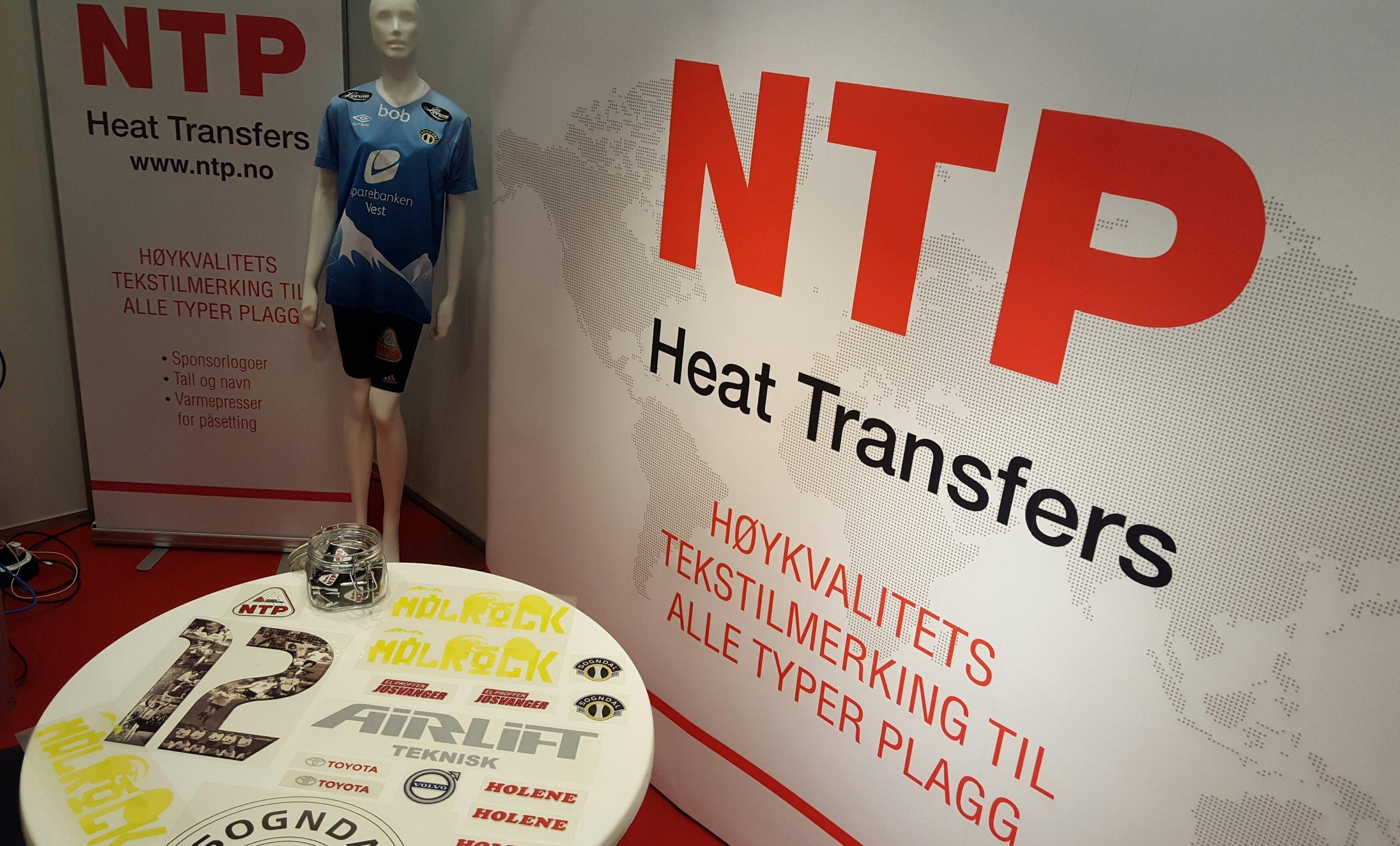 NTP har stand på NBR i august
