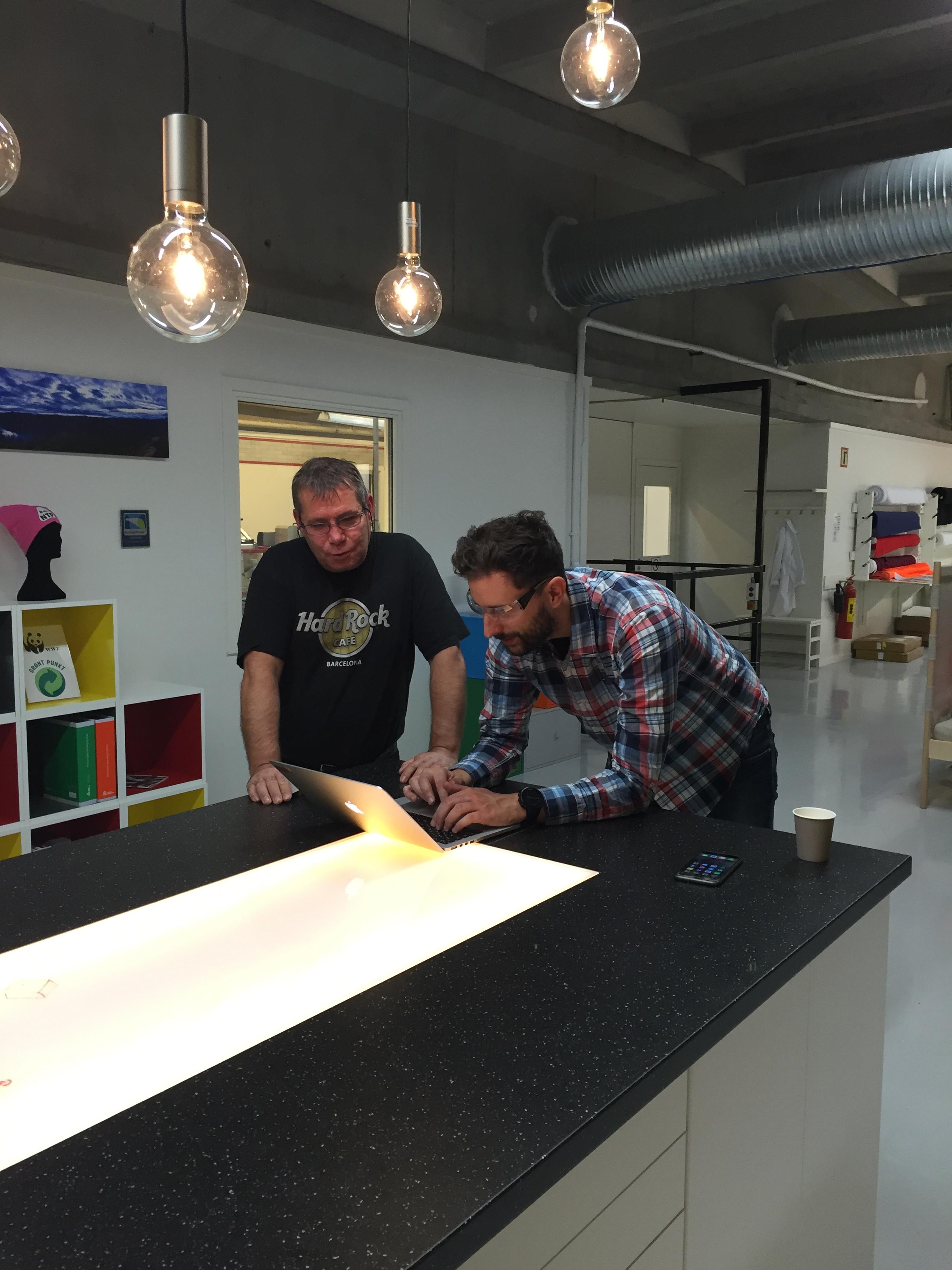 Vi åpner nytt Innovasjonssenter i Gaupne (foto: Sogn Avis)