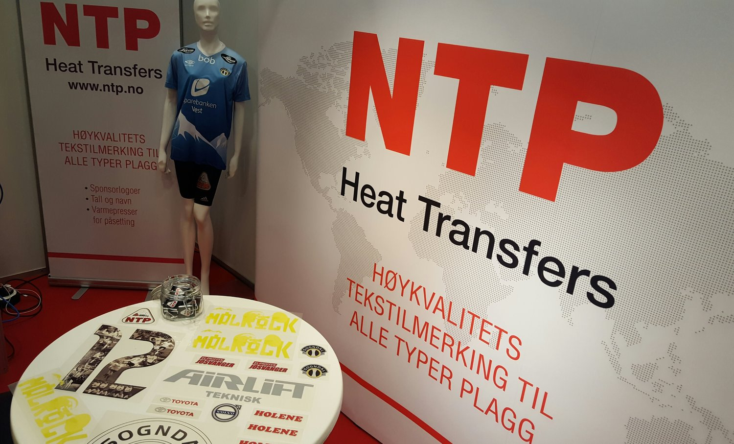 NTP stand