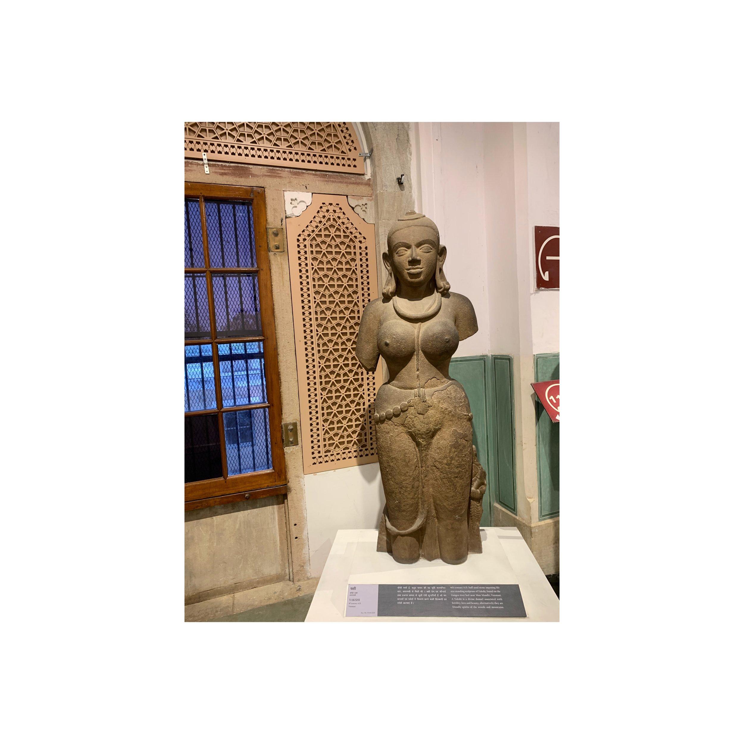 Ancient artefacts, Historic Albert Hall Museum Jaipur India - Sahana Byron Bay.JPG