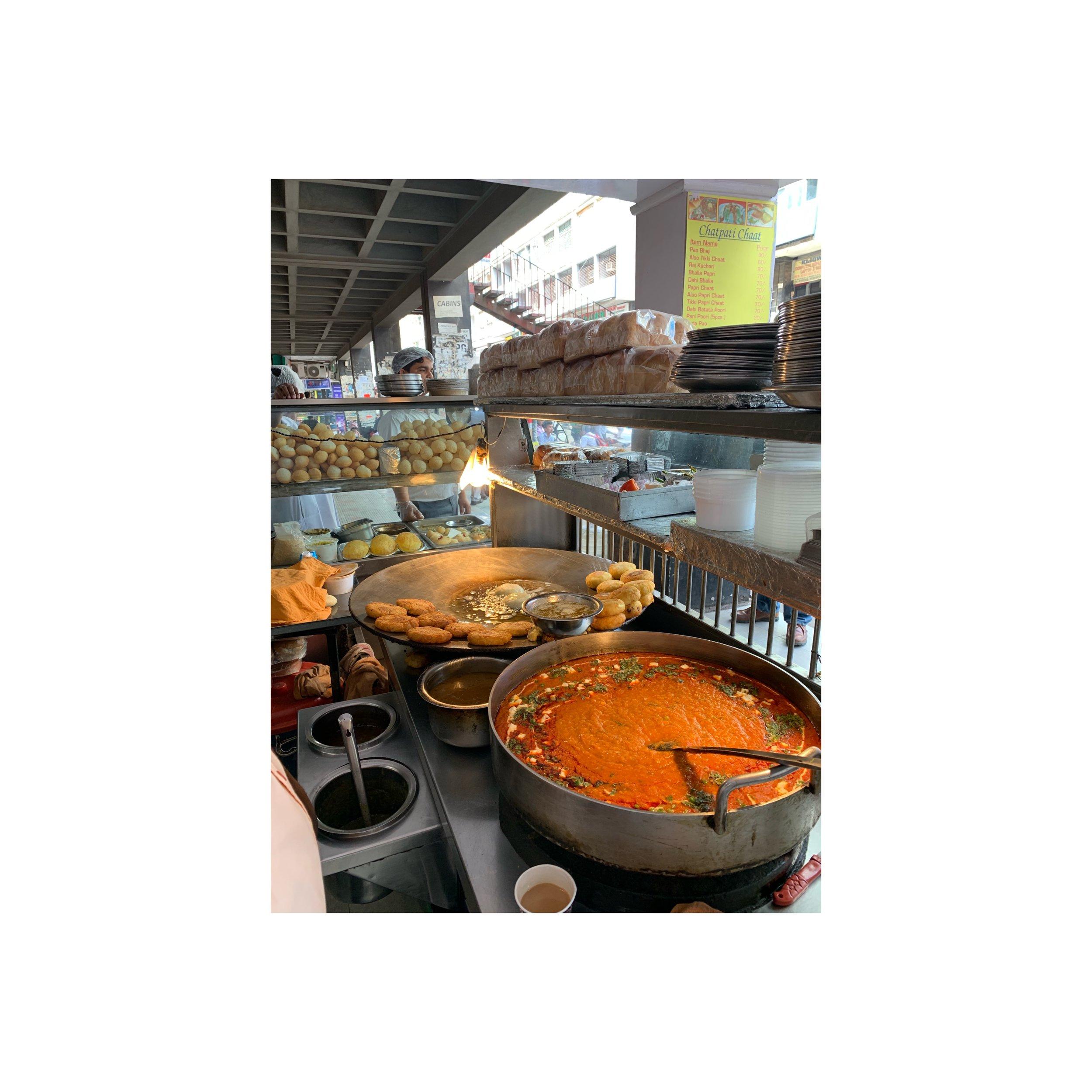 Colours and smells of India - Indian Street food - Sahana Byron Bay.JPG