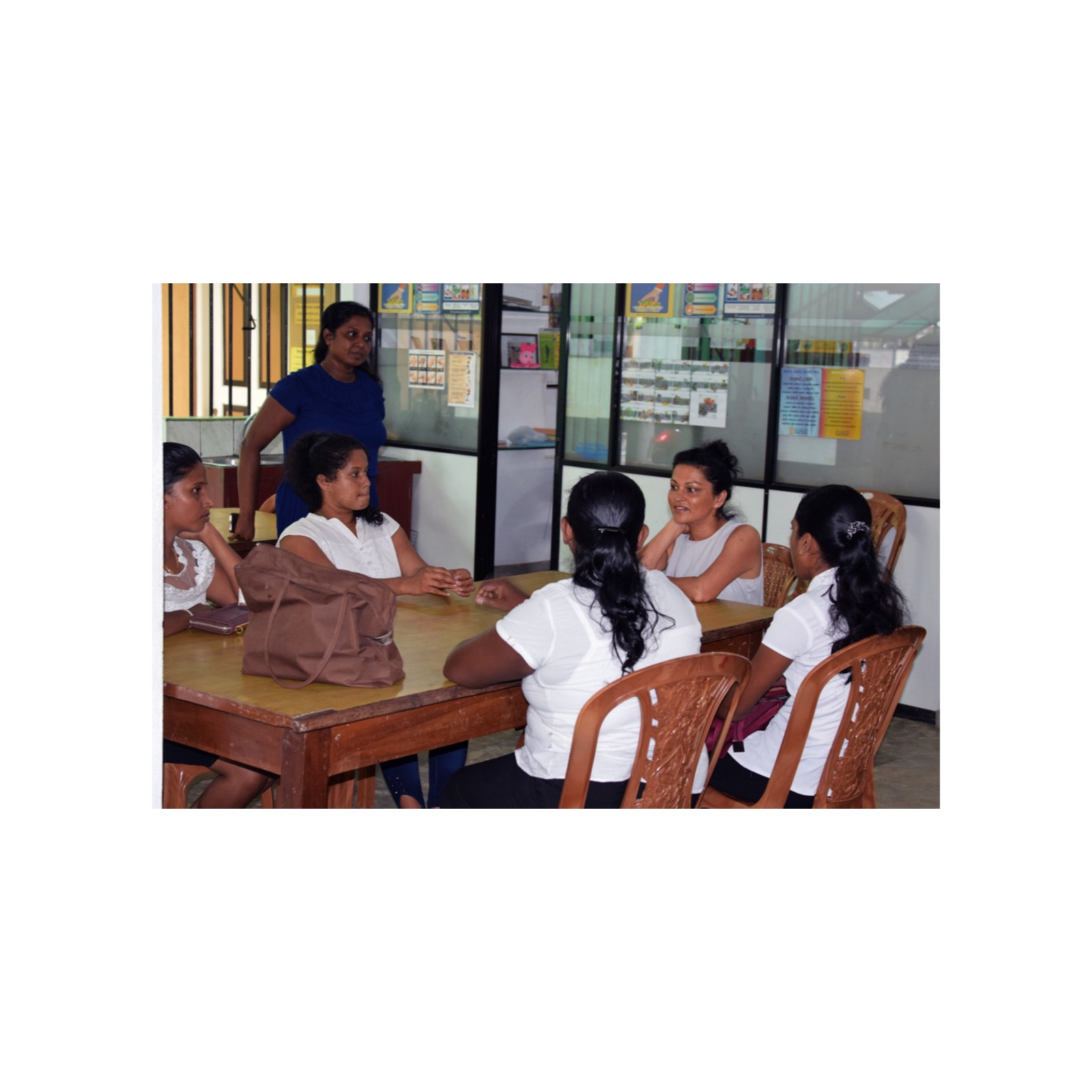 Inosha Campion meeting the Foundation of Goodness Sri Lanka Womens Enterprice Sponsorship - Sahana Byron Bay.JPG