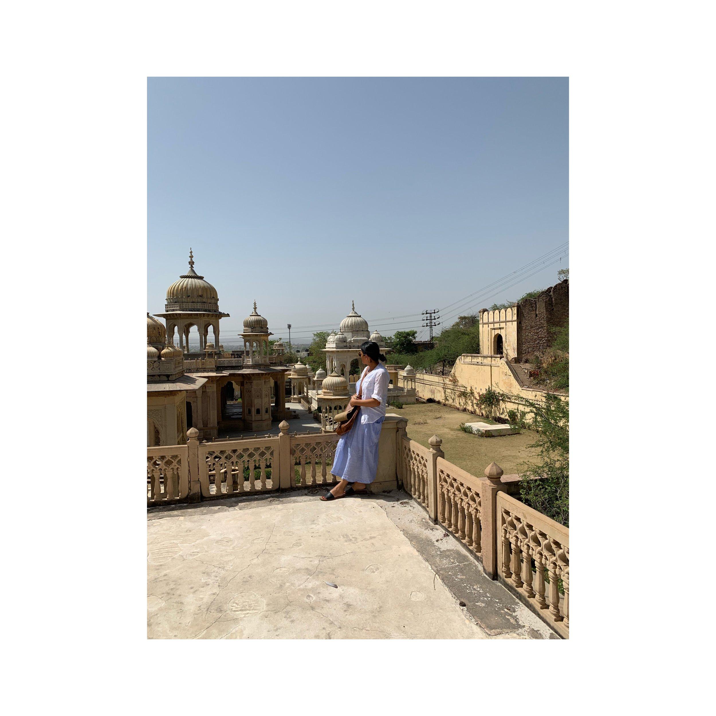 Jaipur India Ancient City Textile Sourcing - Sahana Byron Bay.JPG