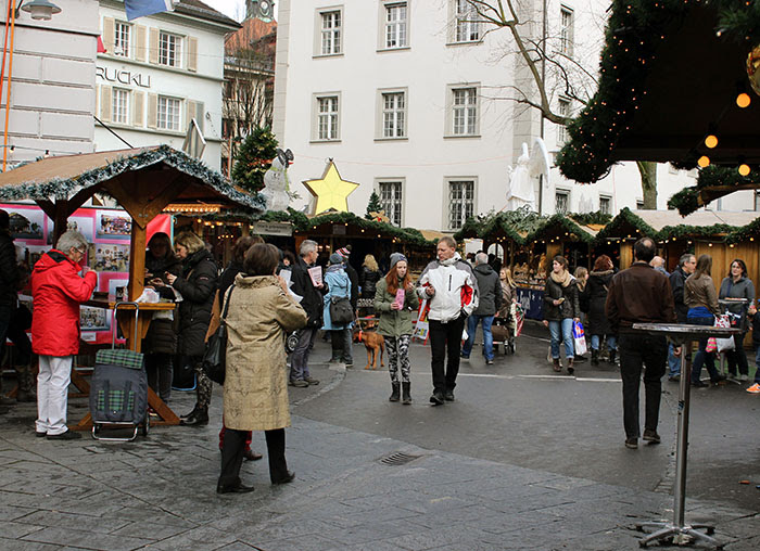 Perfect winter weekend - Lucerne // Miss Sweet Nothings