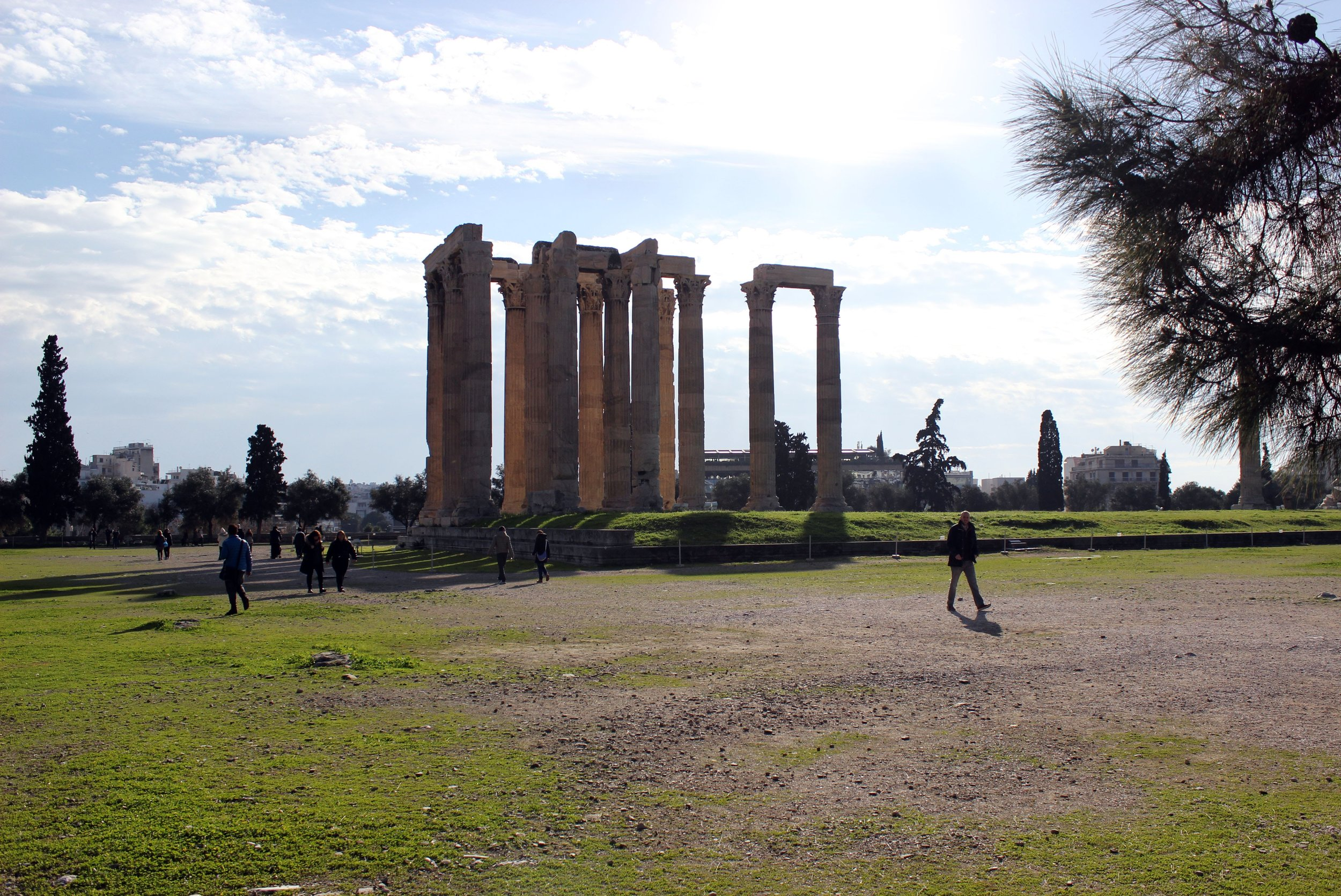 The perfect getaway: Athens // Miss Sweet Nothings