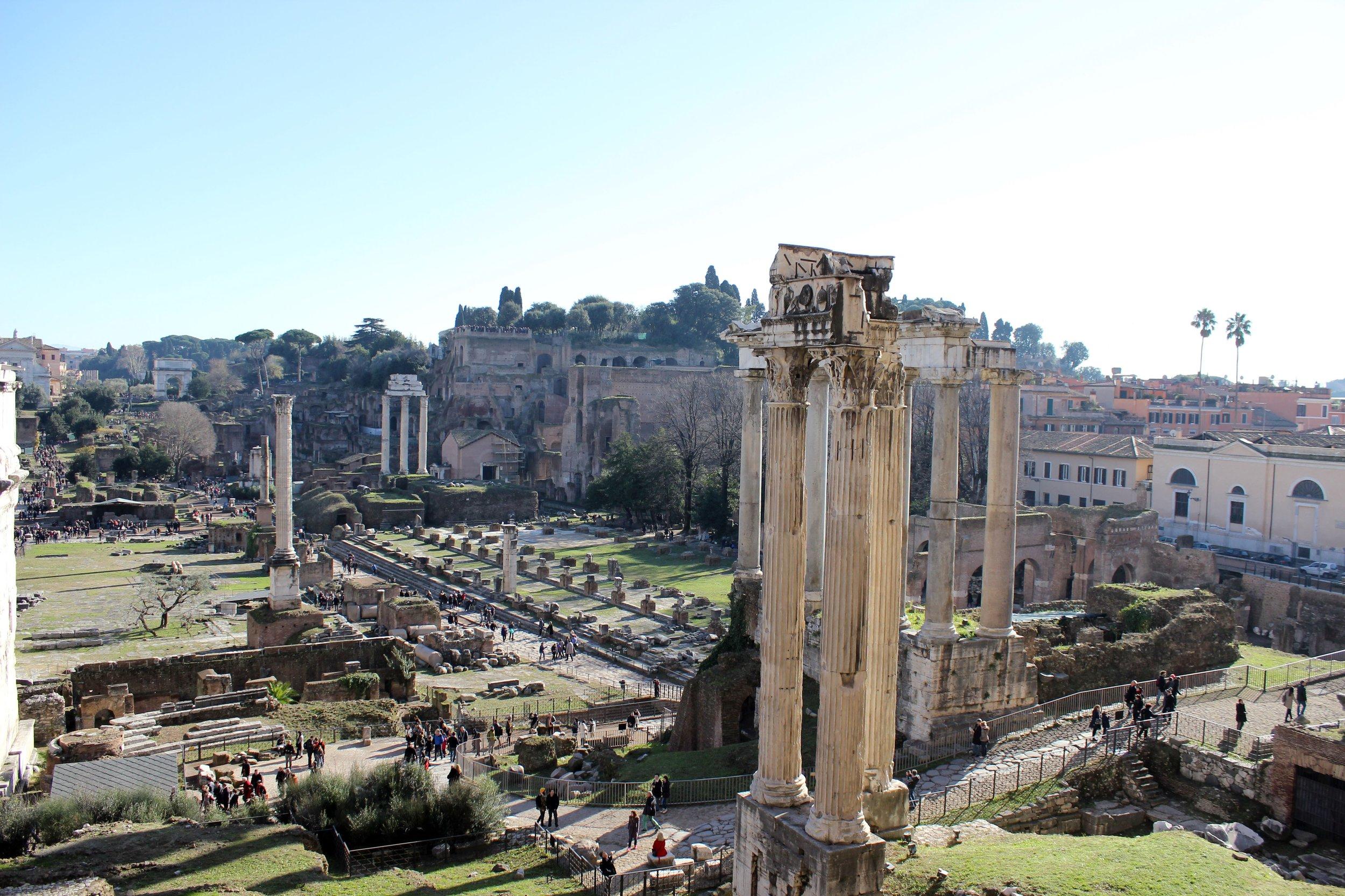Weekend Getaway: Rome | Miss Sweet Nothings