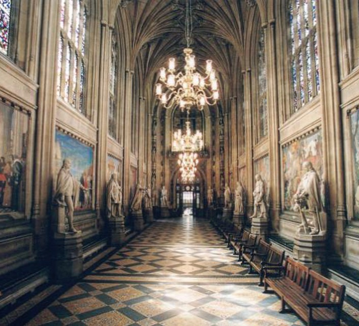 Watch live debate in House of Parliament - It is not just for sightseeing. You can apply to join a live debate in the most beautiful building!