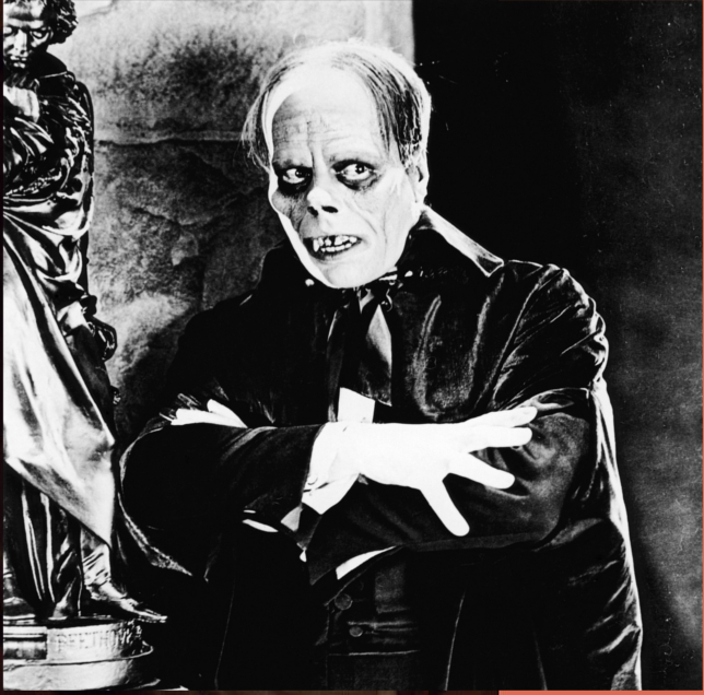 za 31 okt 2015   (GEWEEST)  Oosterhout / St. Jansbasiliek THE PHANTOM of the OPERA silent-cinema