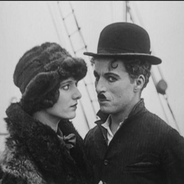 Wo 24 apr 2019  Rotterdam / Stadhuis  STADHUISORGEL & SILENT CINEMA Chaplin / The Goldrush