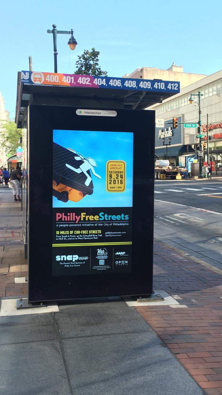 Digital Transit Display