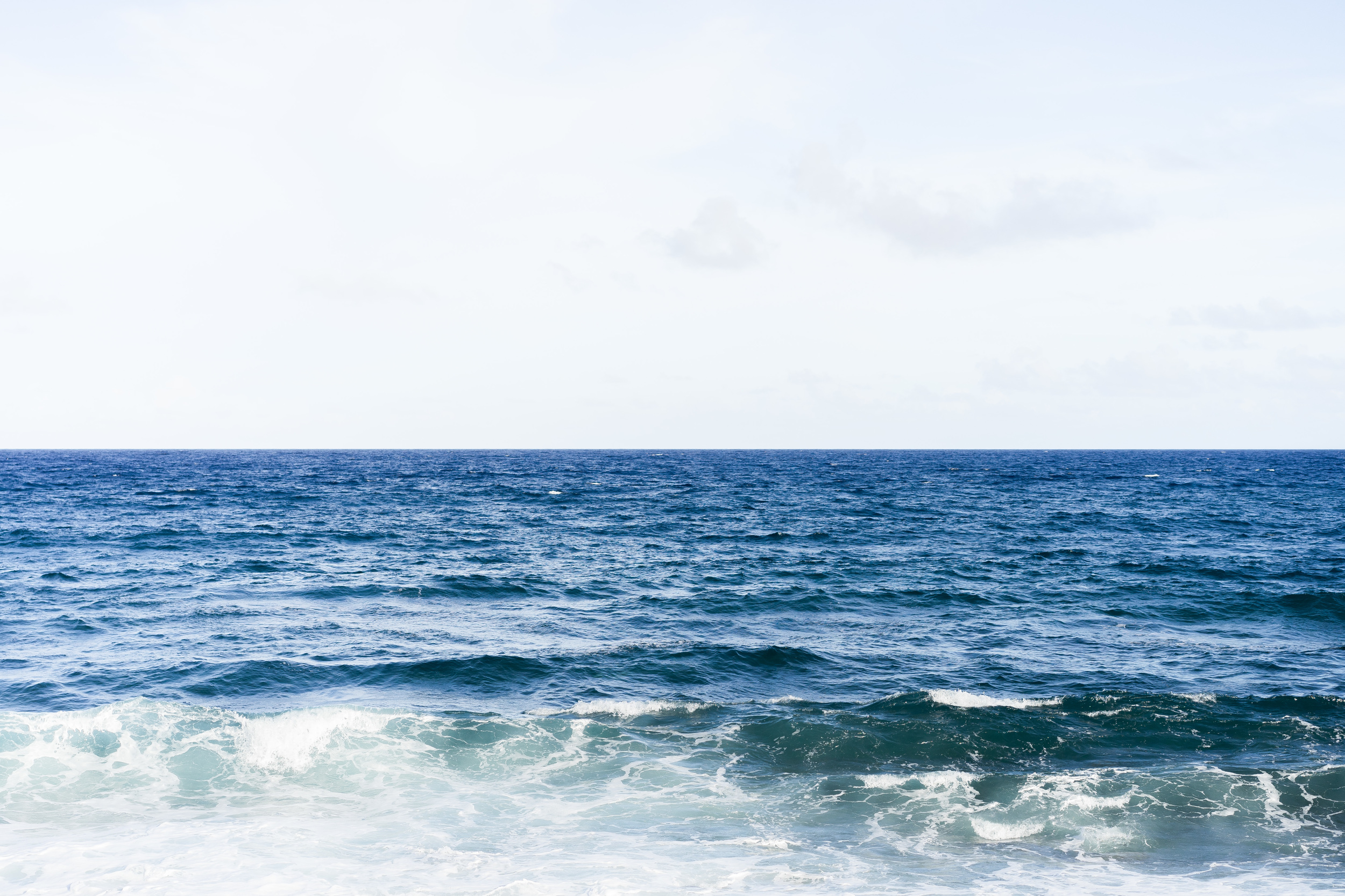 Waves from Boulder Beach