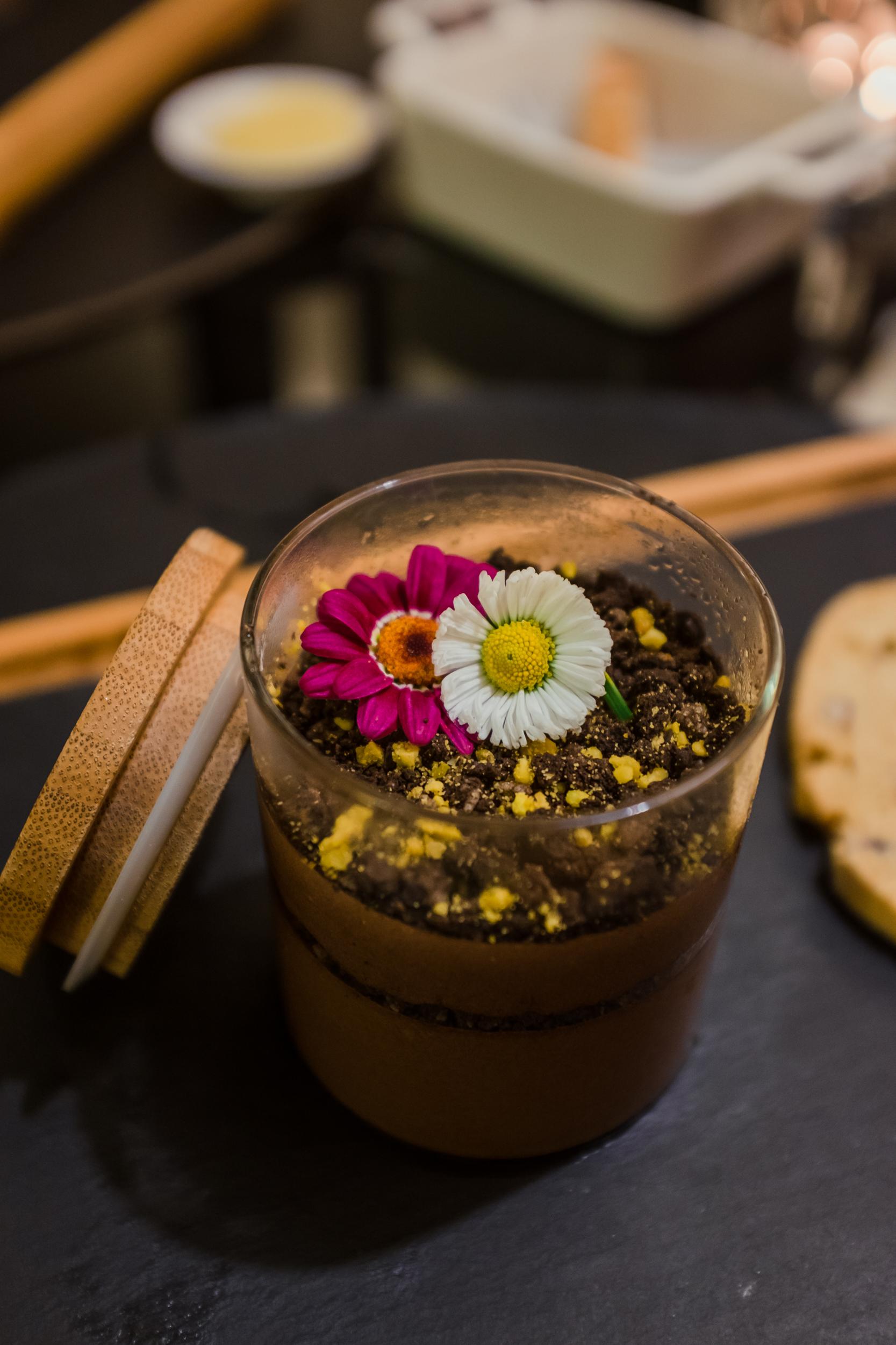 Oreo Chocolate Mousse