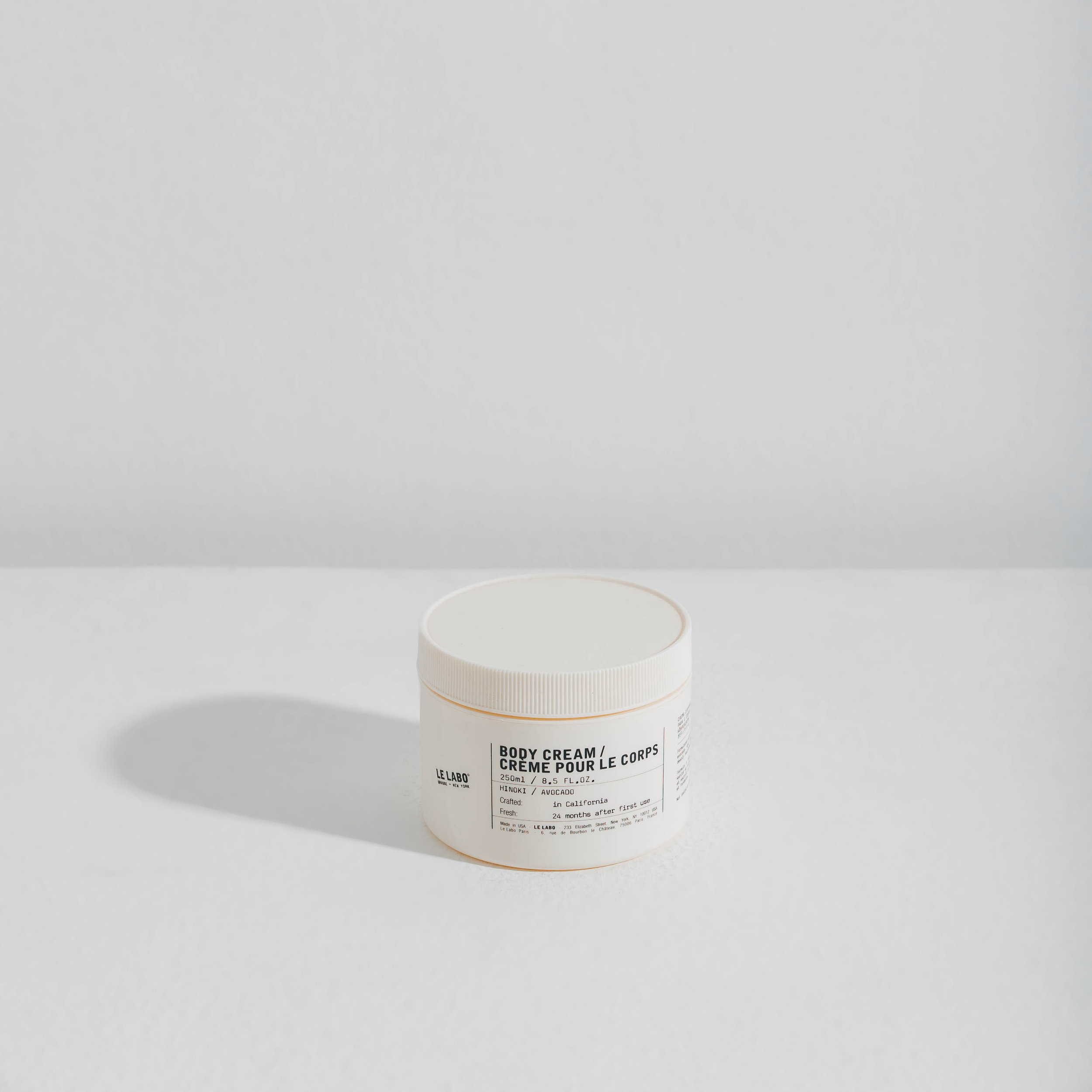 5. LE LABO Body Cream