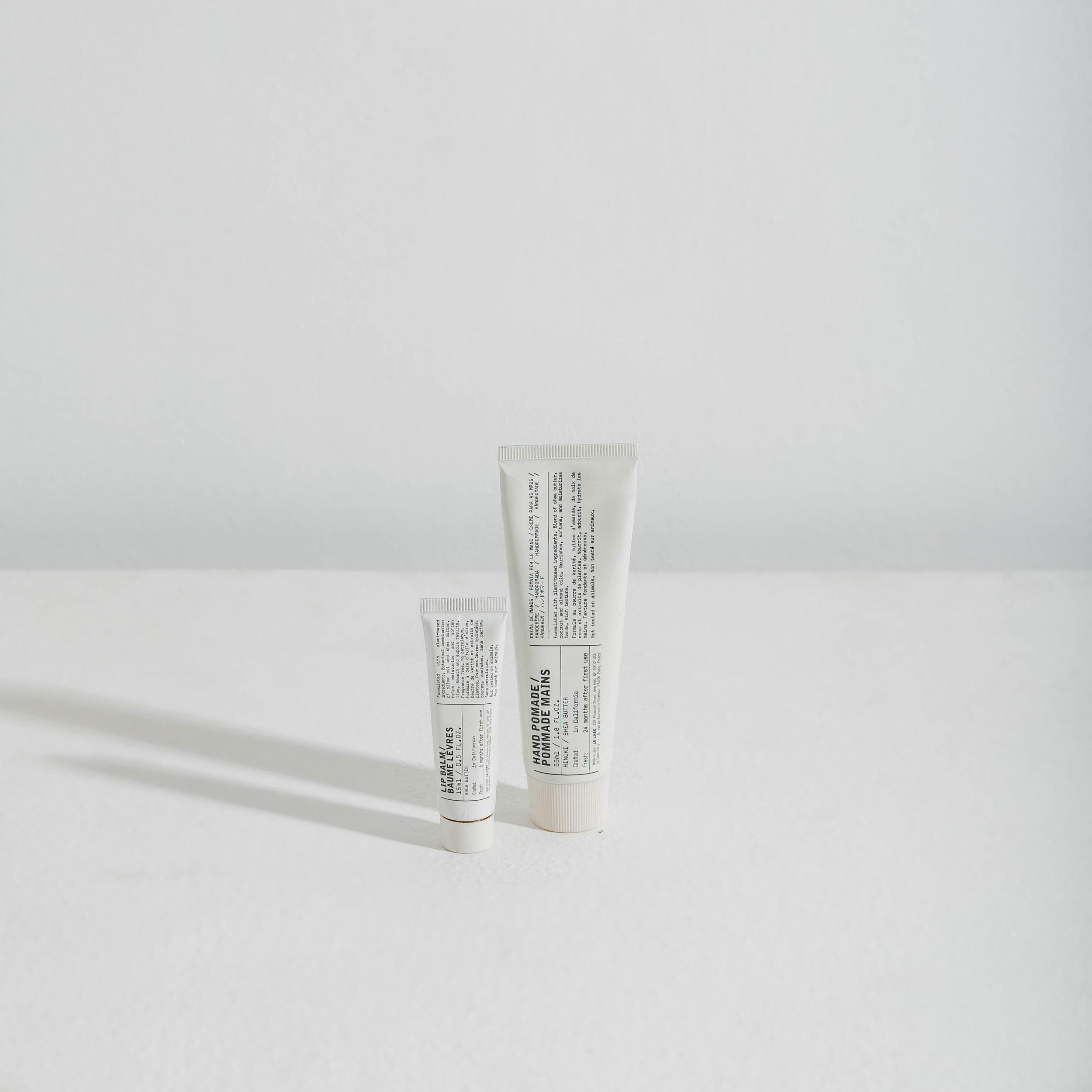 6. LE LABO Hand Pomade & Lip Balm