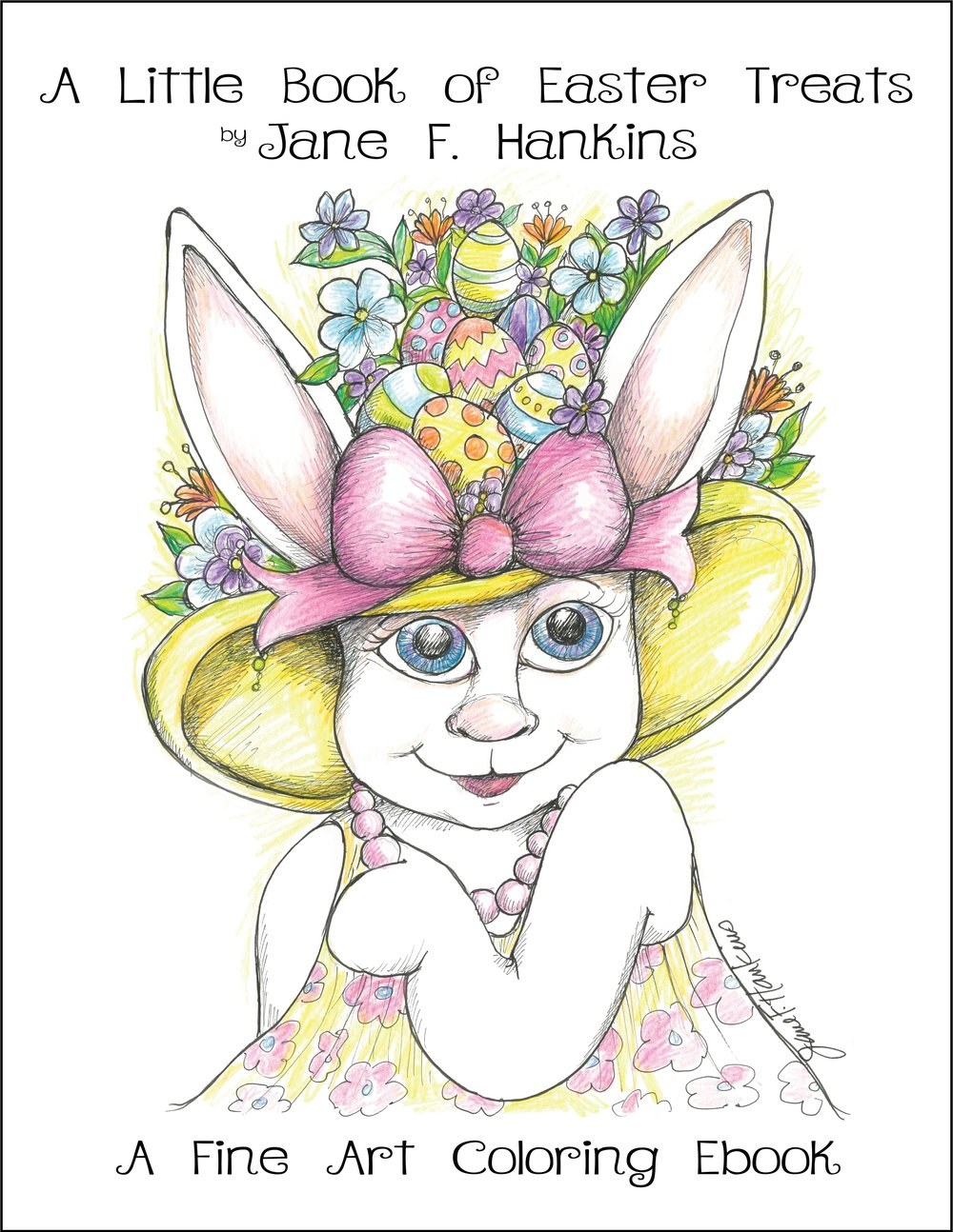 The little book of Easter Treatsby Jane F. Hankins