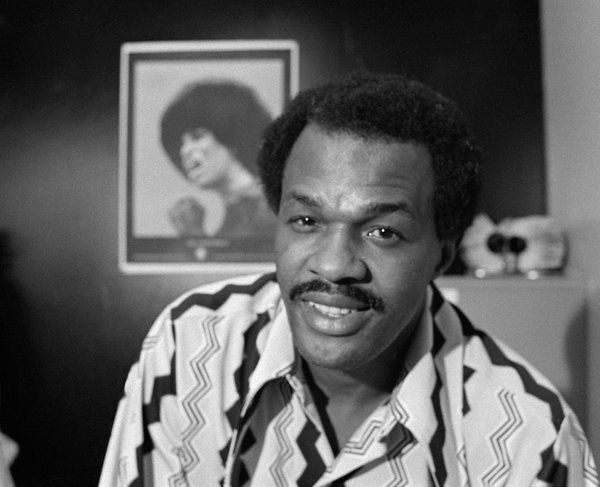 Former DC Mayor Marion Barry, who served as the second and fourth mayor of DC. His first term was from January 2, 1979 - January 2 1991, and his second term was from January 2, 1995 - January 2 1999