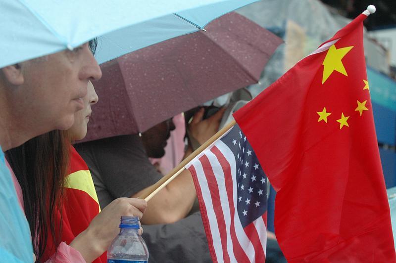 USA og Kina har klimanøkkelen. Foto: PeacePlusOne/Flickr