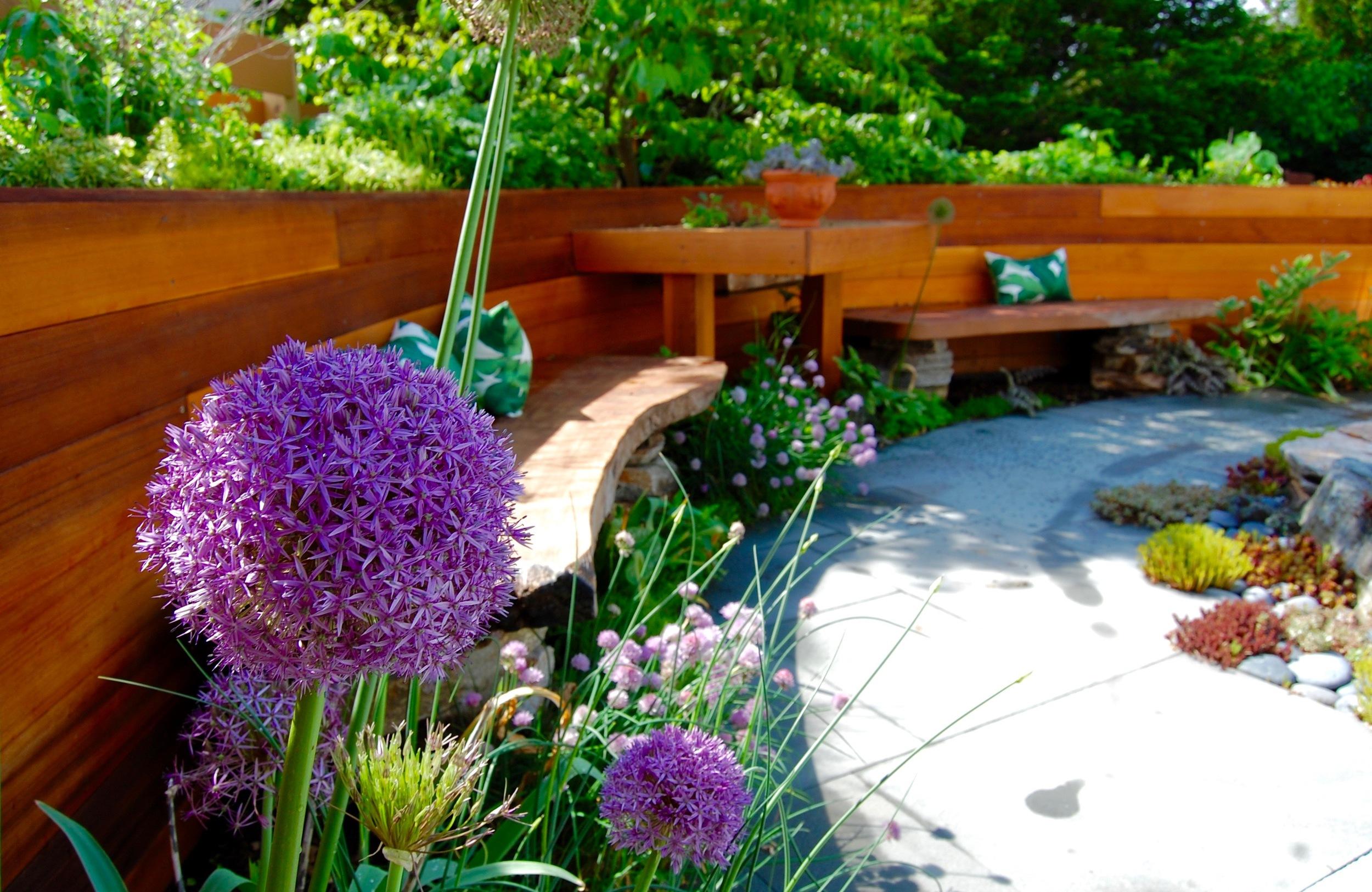 Artistic Edible Garden