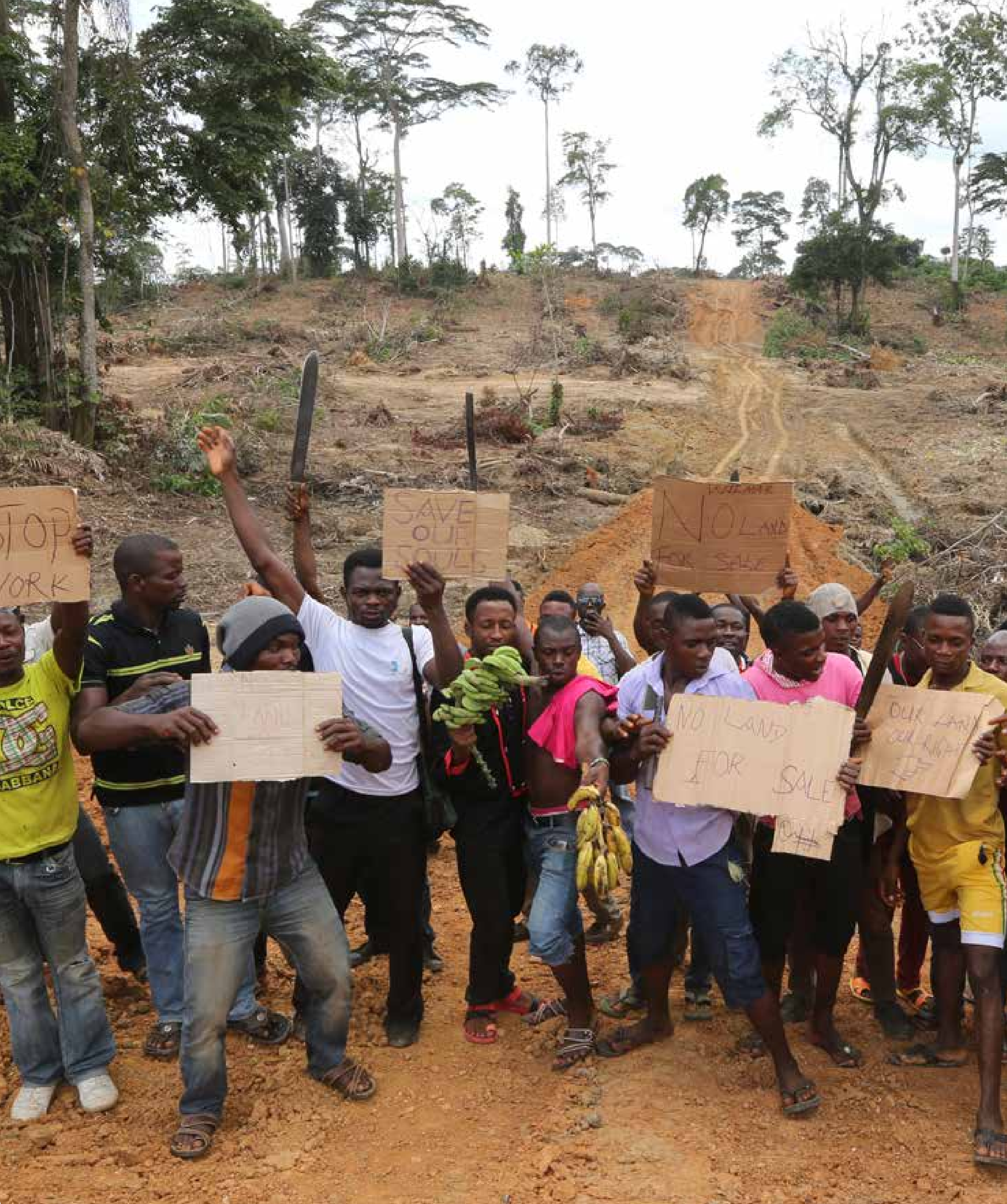 © Environmental Rights Action-Friends of the Earth Nigeria