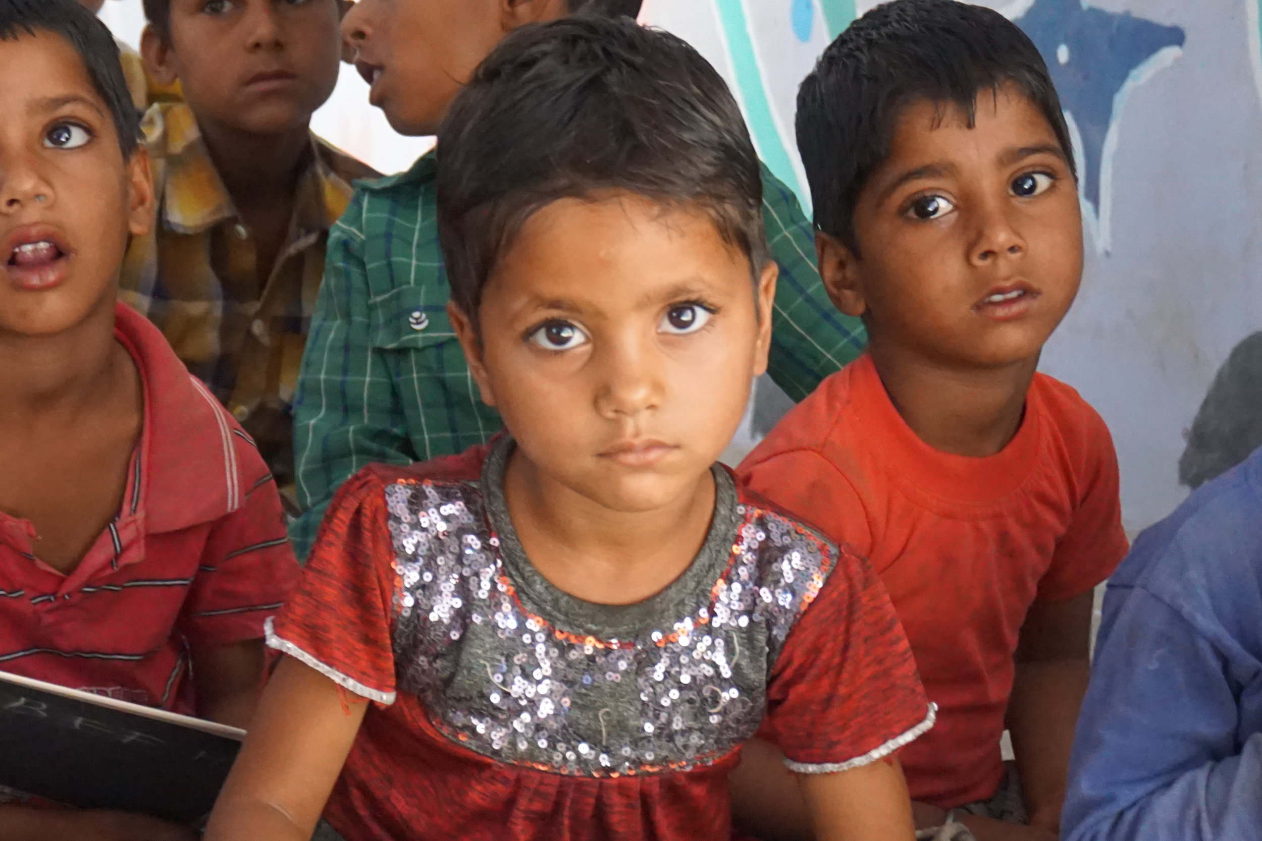 INDIA: BAL ASHRAM - ©Robin Romano