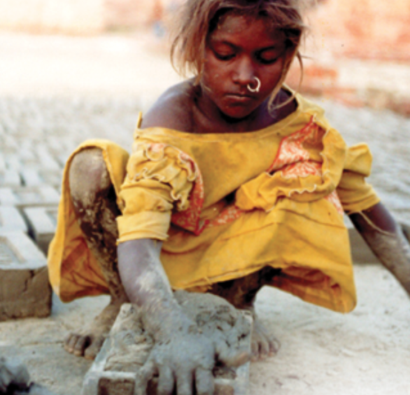Sweat and toil app - Check every product you purchase and determine whether there could be child labor or forced labor in the development of that product.