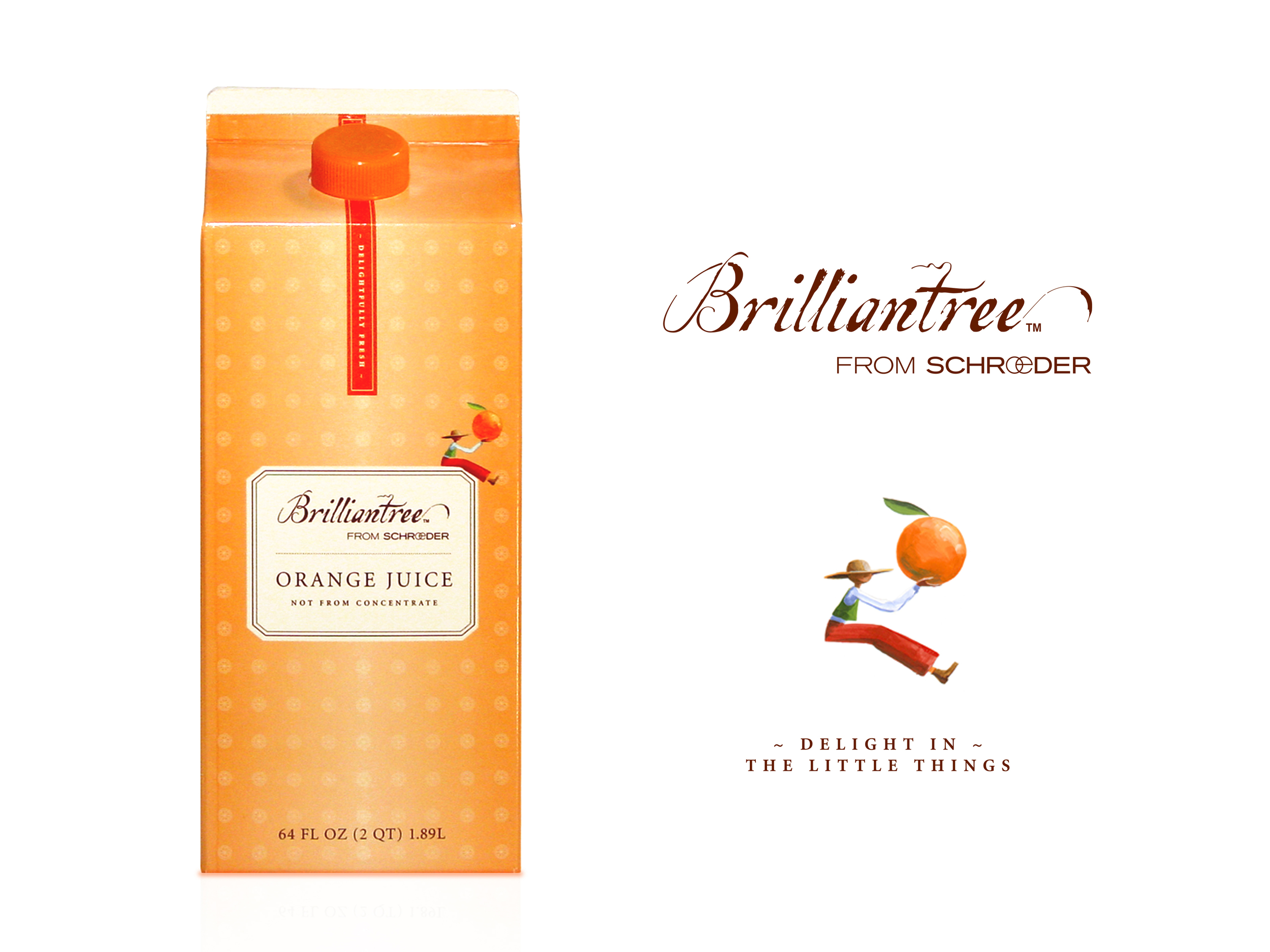 Brilliantree Brand Identity & Packaging