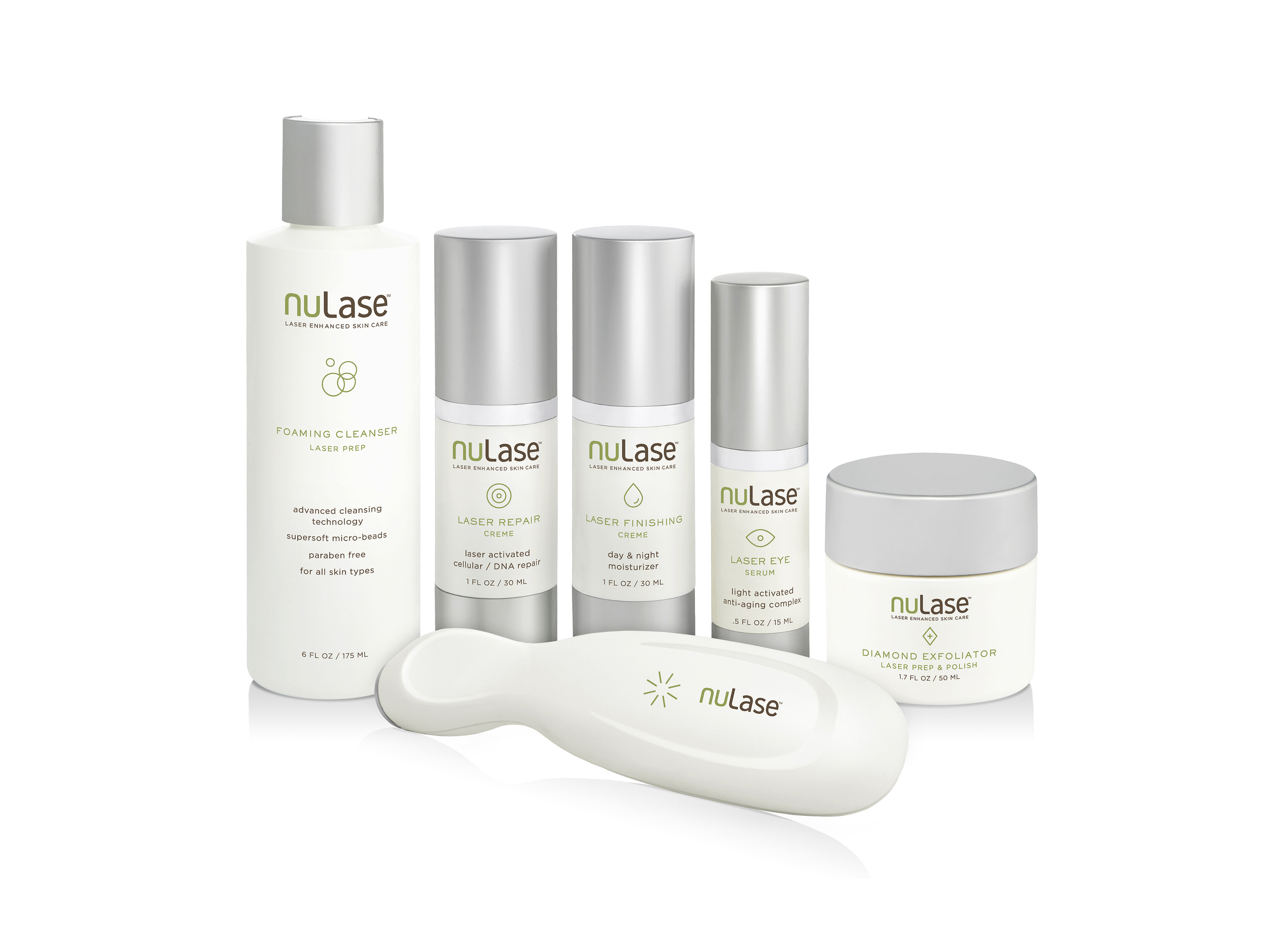 Nulase Packaging