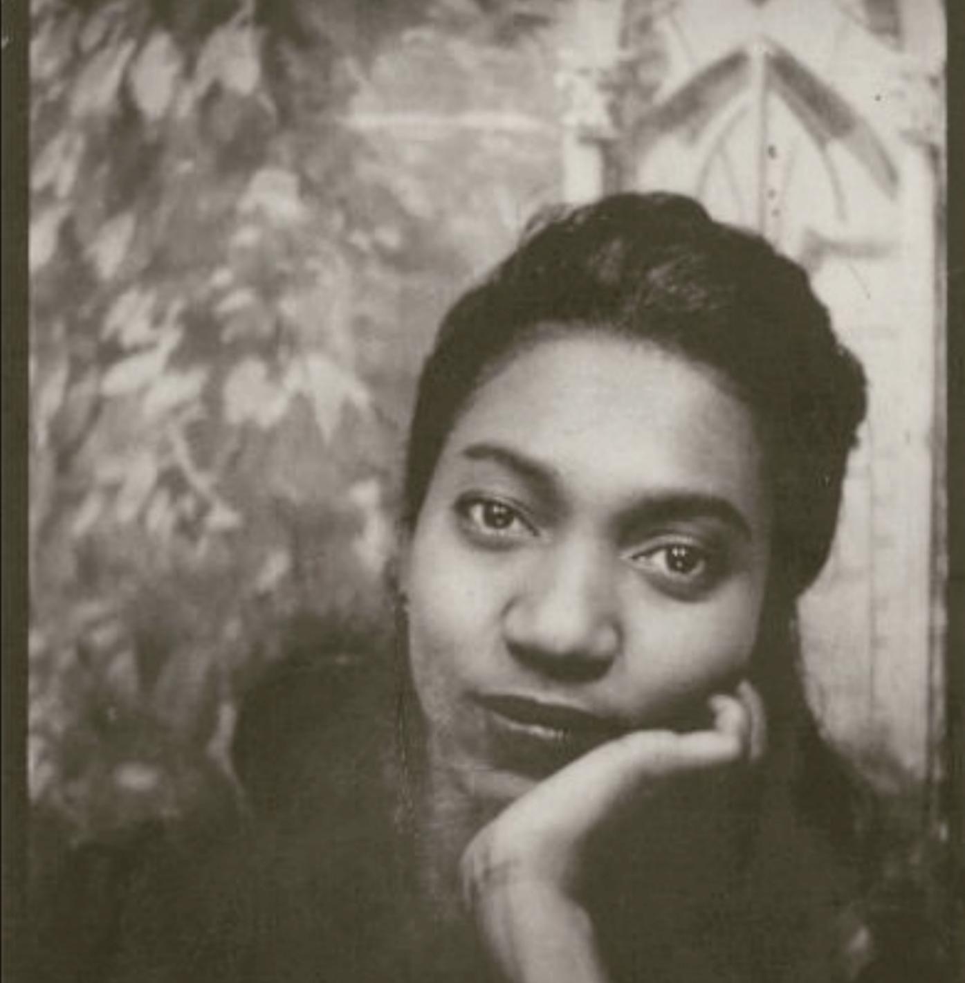 My Grandmother, Artist & Model Mary Williams circa 1940