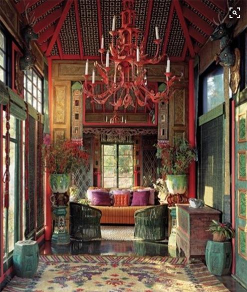Tony Duquette's House