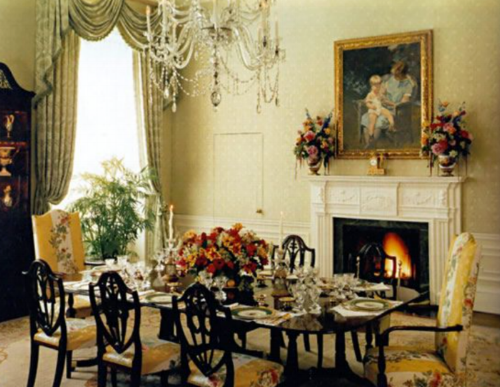 Clinton Dining Room