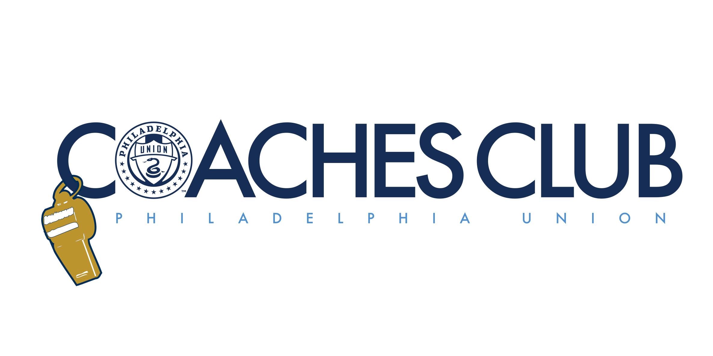 Philadelphia Union's Coaches Club