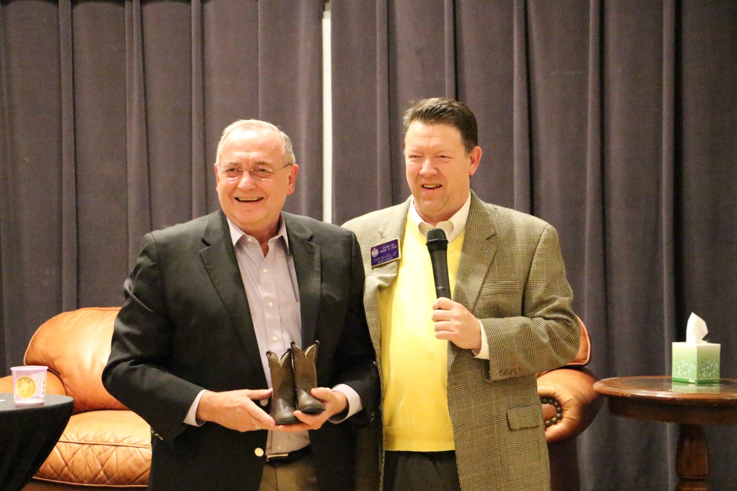 Curt Edic and John Maxell