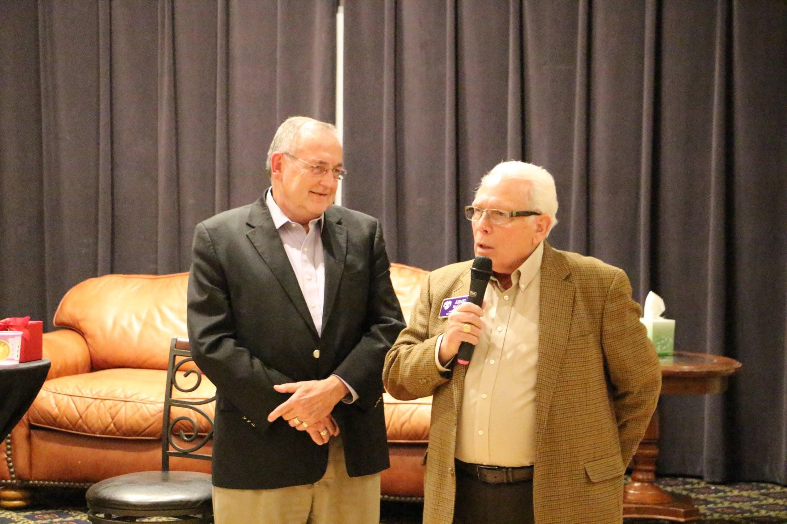 Armel MacDonald and Curt Edic