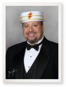 MICAH I. EVANS, 33° Orient Development Director
