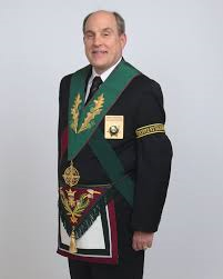Sir James E. Winzinreid Provincial Grand Master