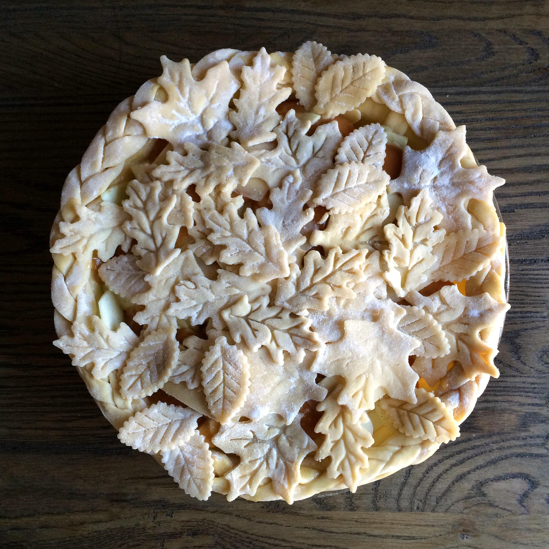 Vodka Pie Crust by Judy Kim