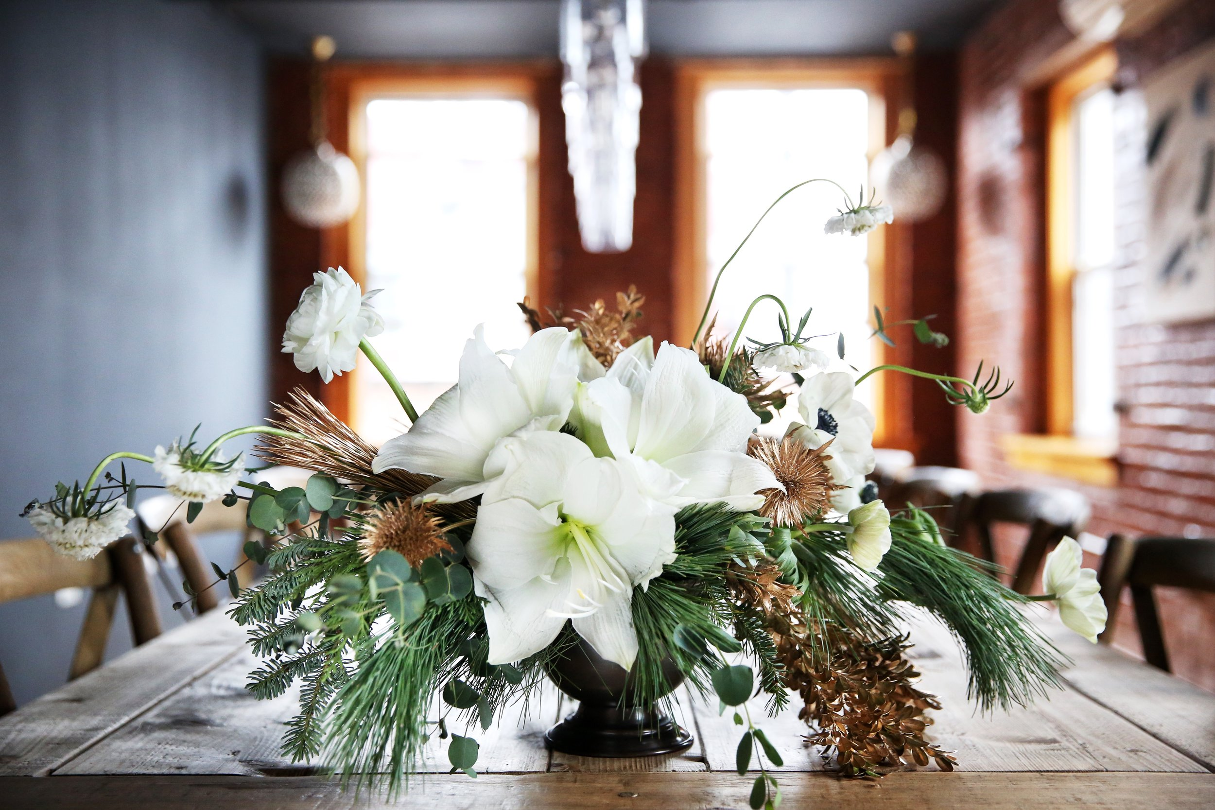 Judy Kim stylist, floral design