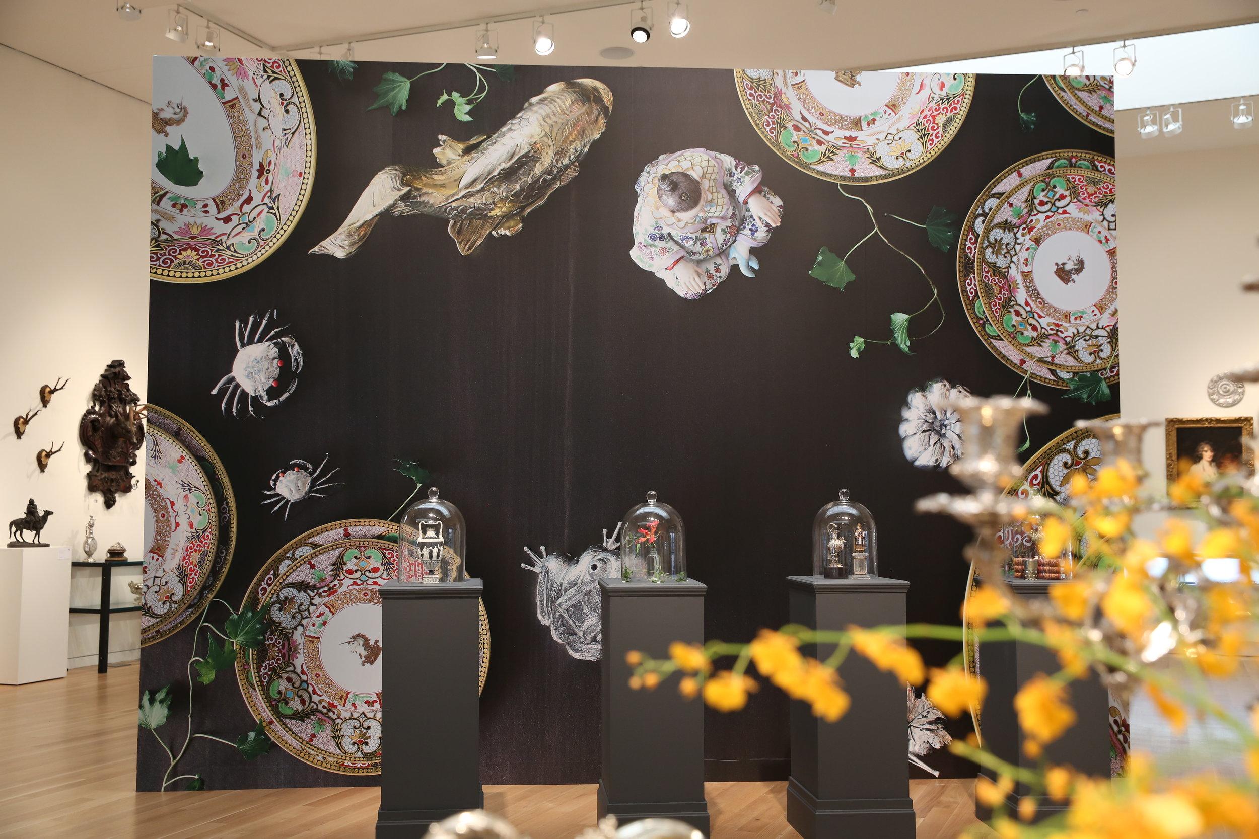 Judy Kim, Curator Sotheby's Exhibition Decorative Arts