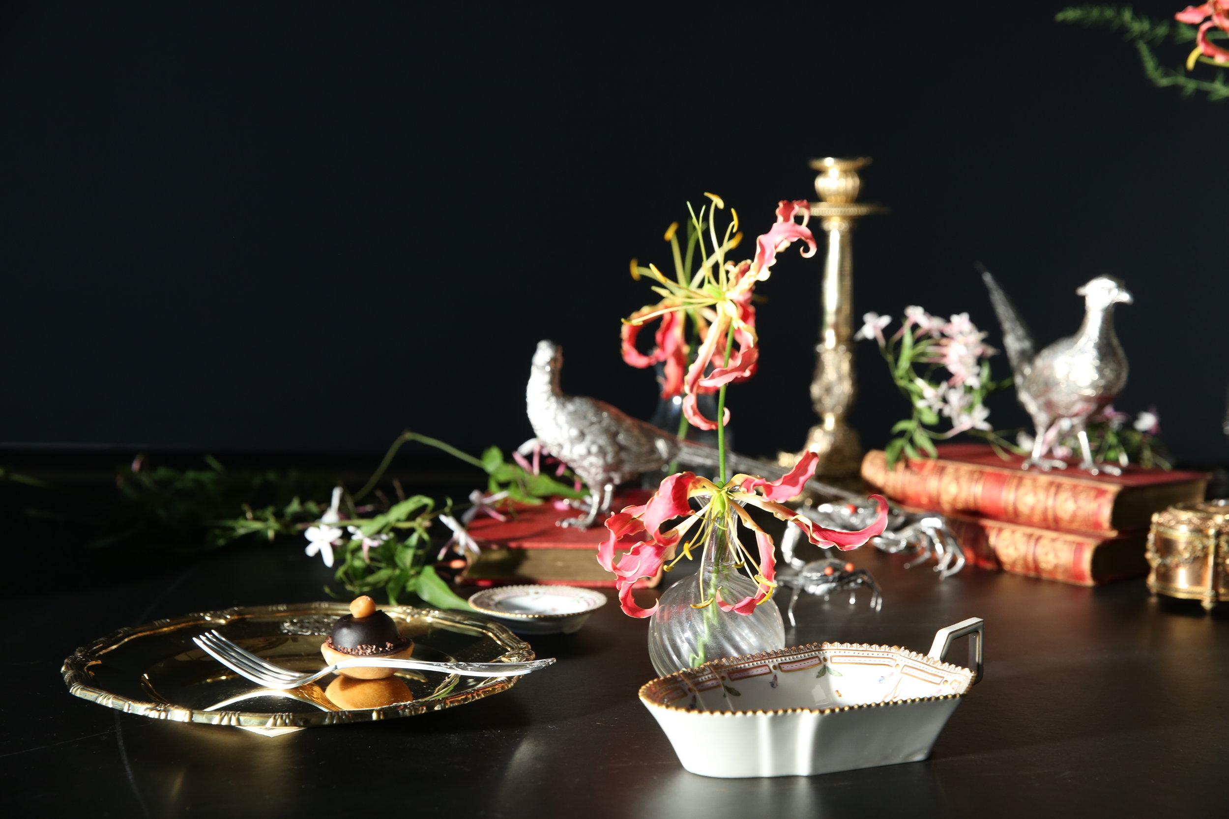 Judy Kim, Floral Designer, Sotheby's Decorative Arts Catalog