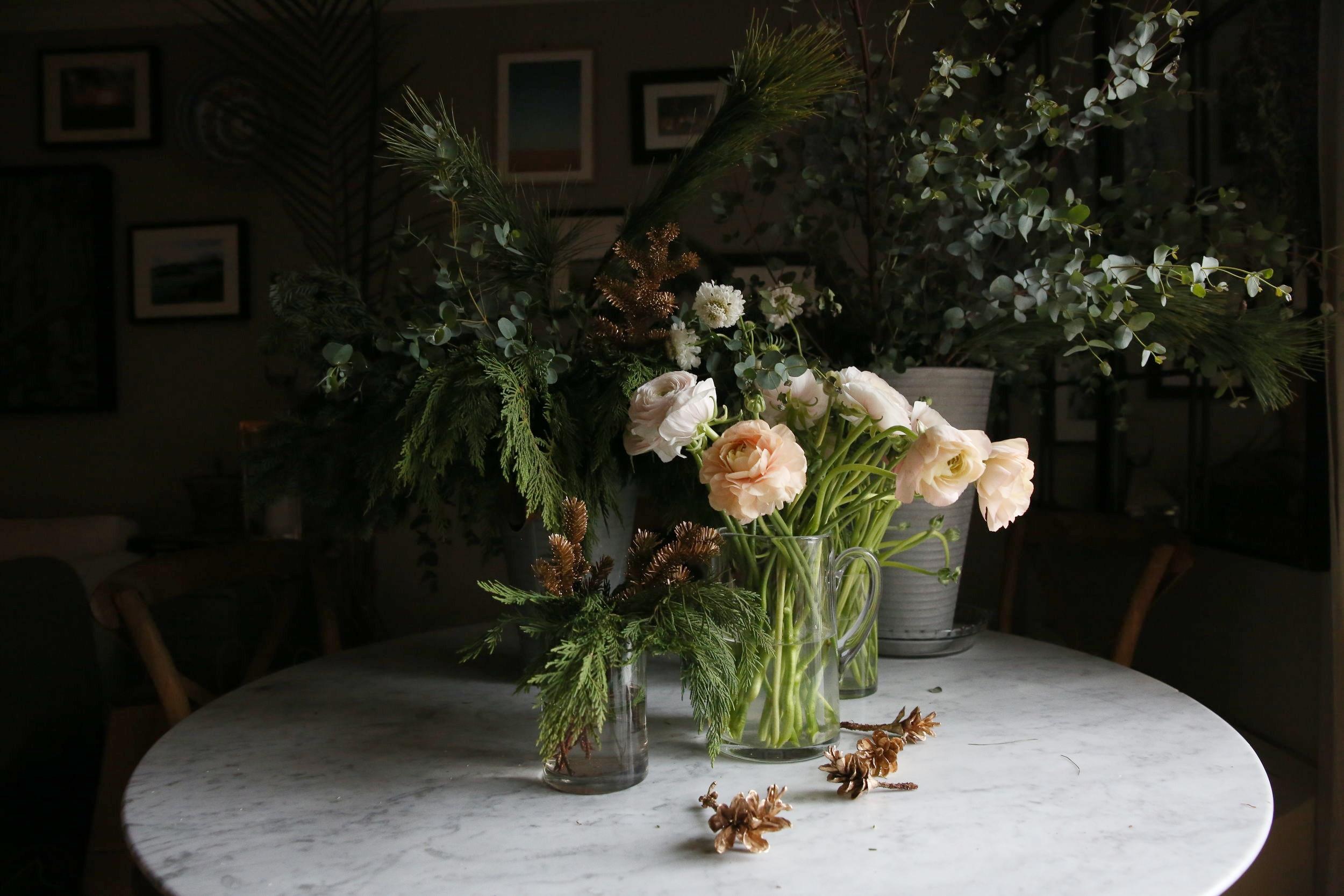Judy Kim Florals, Floral design, Stylist