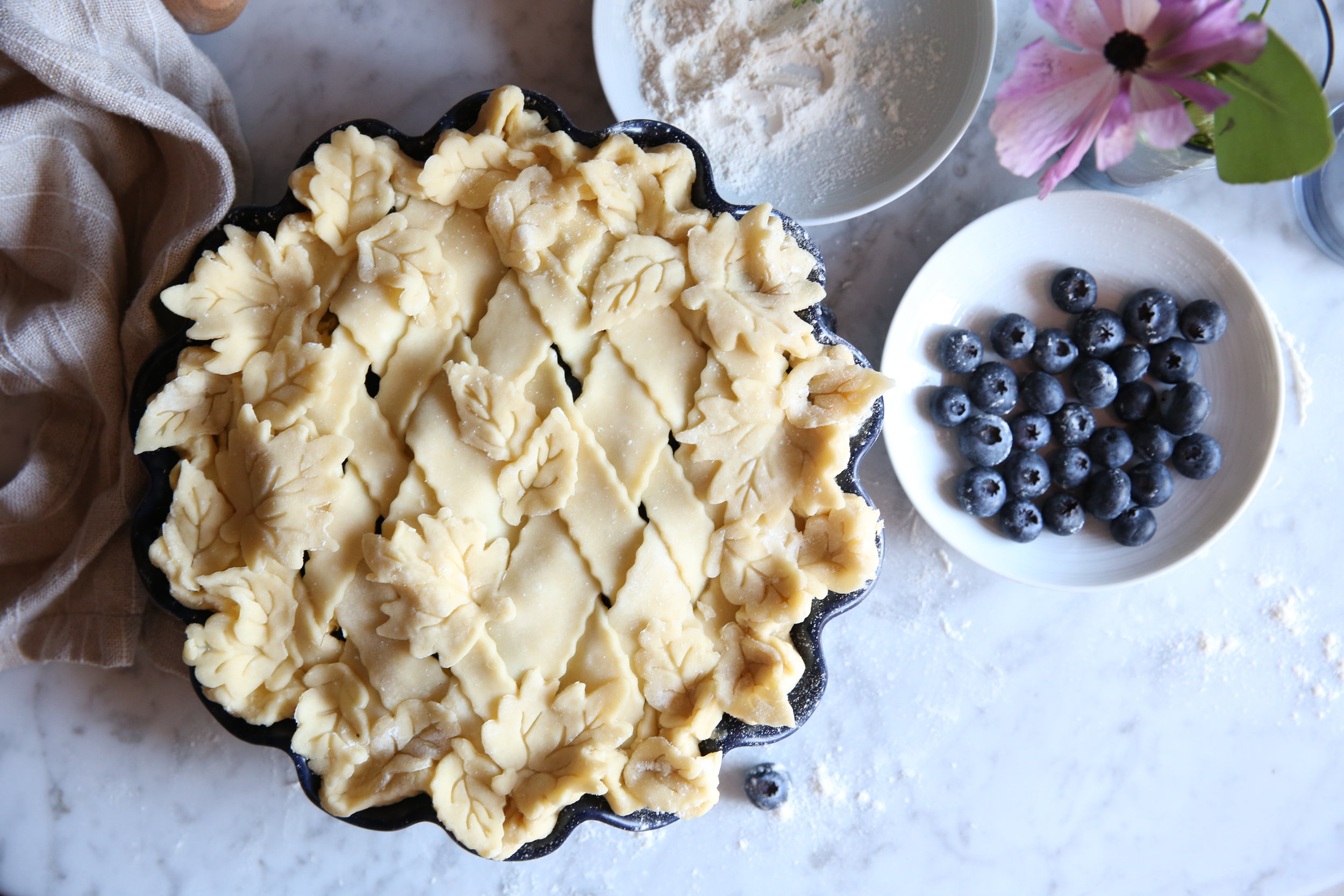 Buttermilk Pie Dough Judy Kim