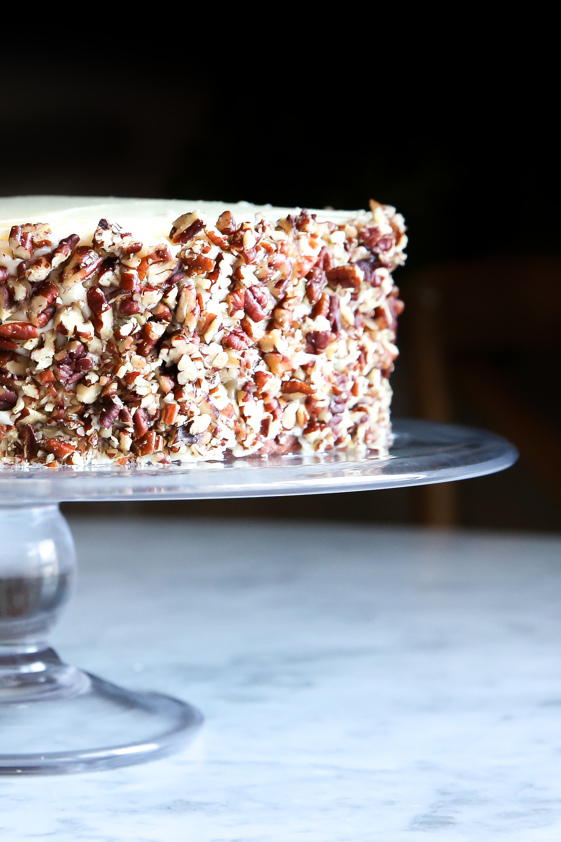 Red Velvet Cake with Cream Cheese Frosting by Judy Kim