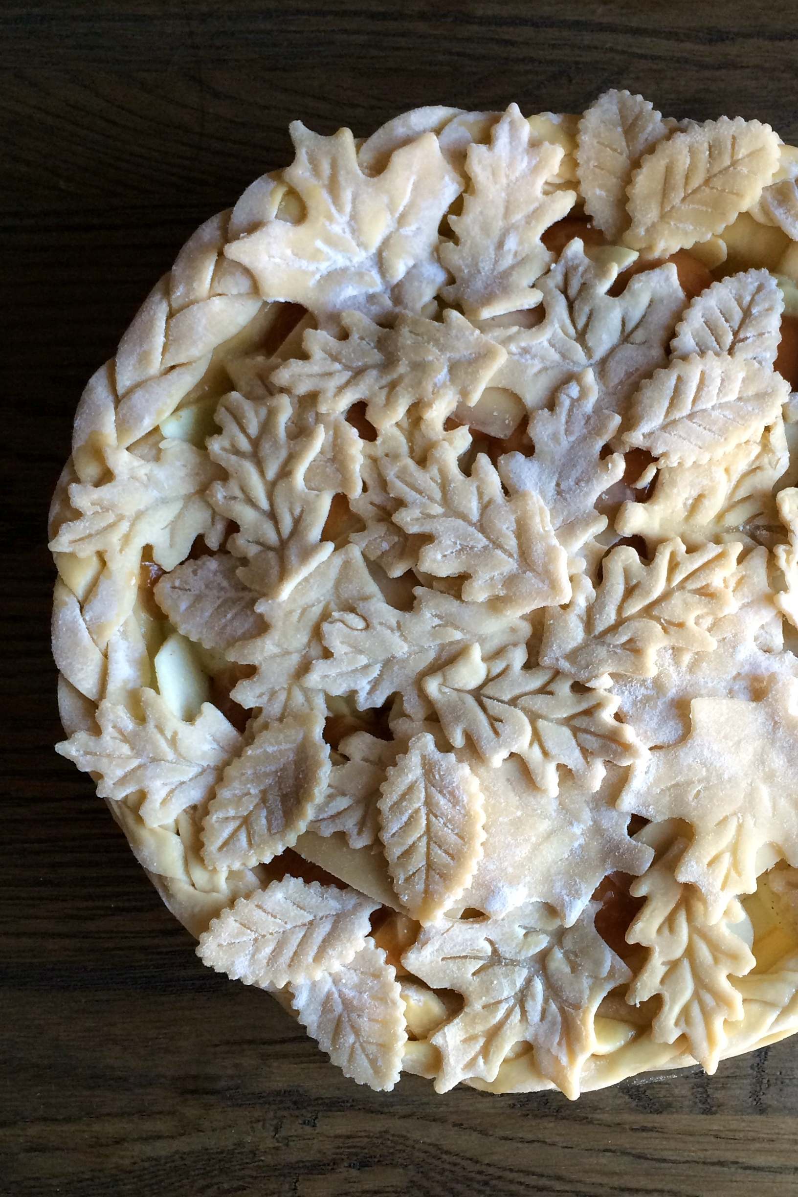 FALL BAKING WORKSHOP -